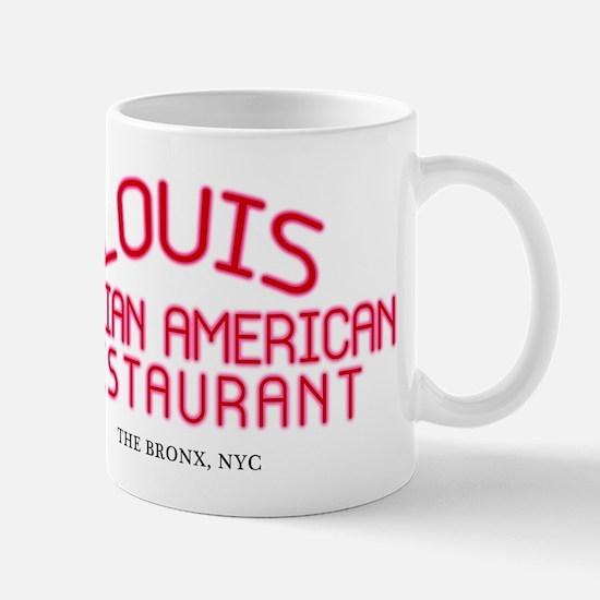 Godfather 'Louis Restaurant' Mug
