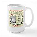 1942 Large Mugs (15 oz)