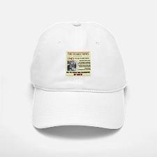 born in 1943 birthday gift Baseball Baseball Cap