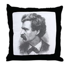 Cool Engraved Throw Pillow