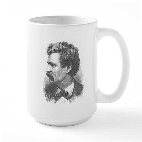 Mark Twain Engraving July74 Mugs