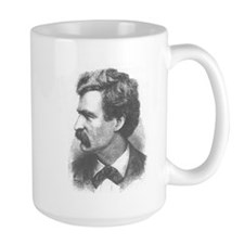 Mark Twain Engraving July74 Mugs
