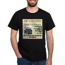born in 1944 birthday gift T-Shirt