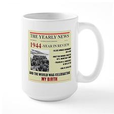 born in 1944 birthday gift Mug