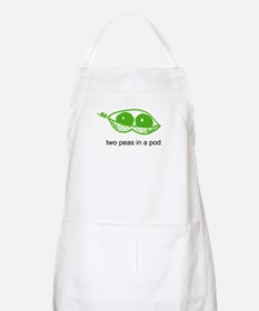 Two Peas in a Pod BBQ Apron