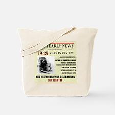 born in 1948 birthday gift Tote Bag