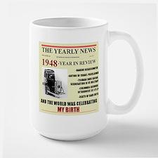 born in 1948 birthday gift Mug