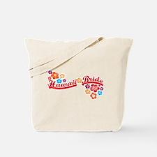 Hawaii Bride Tote Bag