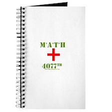 MATH 4077 Journal