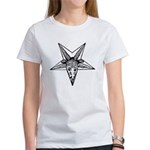 Vintage Occult Goat Women's T-Shirt