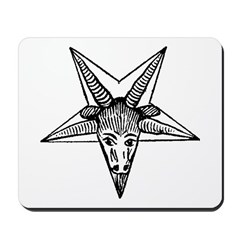 Vintage Occult Goat Mousepad
