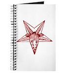 Vintage Occult Goat Journal