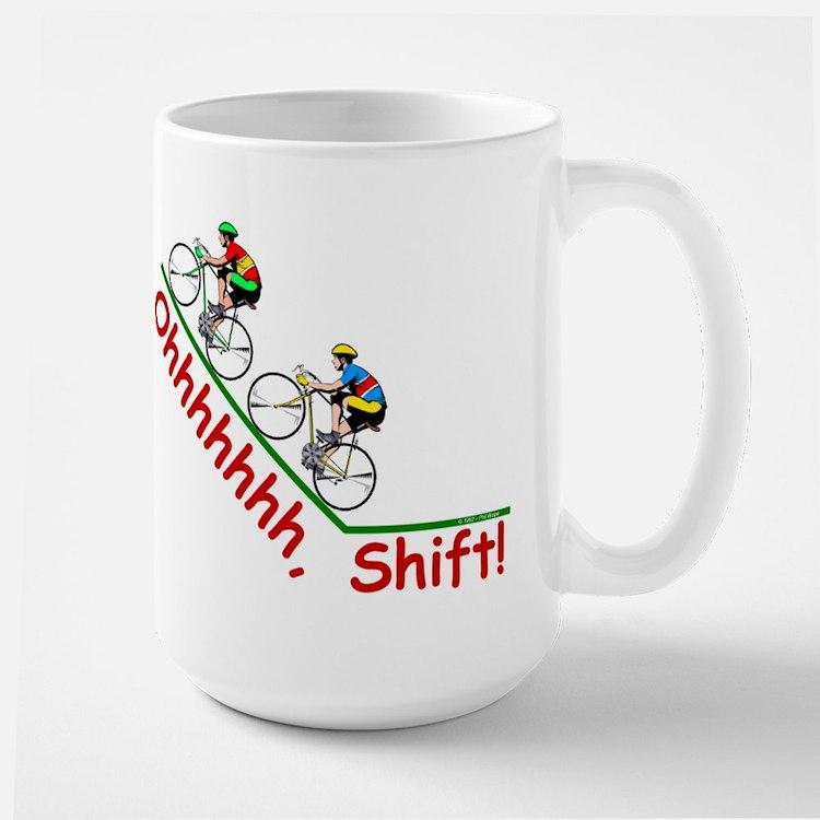 Ohhhhh, Shift Mug