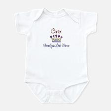 Carter - Grandpa's Prince Infant Bodysuit