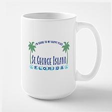 St. George Happy Place - Large Mug