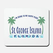 St. George Happy Place - Mousepad