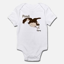 WSTSP Pandi Infant Bodysuit