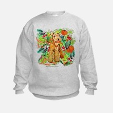 Airedale Terriers go green Sweatshirt