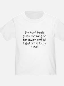 Aunt far away T