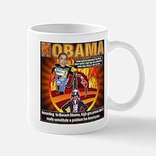 Obama on oil and gas Mug