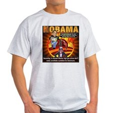 Obama on oil and gas T-Shirt
