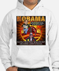 Obama on oil and gas Hoodie