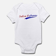 Salsa Cubana Infant Bodysuit