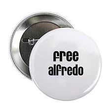 "Free Alfredo 2.25"" Button (100 pack)"