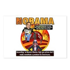 nobama Postcards (Package of 8)