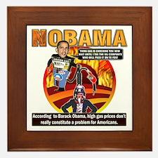nobama Framed Tile