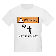 Ad Libbing T-Shirt