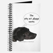 Pity Act- Black Lab Journal