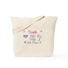 Danielle - Daddy's Princess Tote Bag