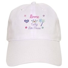 Emma - Daddy's Princess Baseball Cap