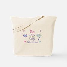 Eva - Daddy's Princess Tote Bag