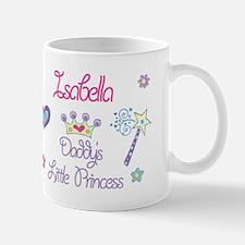 Isabella - Daddy's Princess Small Small Mug