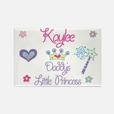 Kaylee - Daddy's Princess Rectangle Magnet