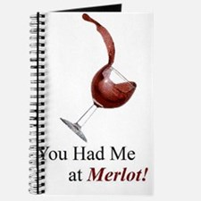 You Had Me at Merlot! Journal