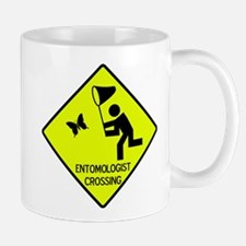 Entomolgist Crossing Mug