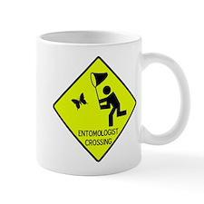 Entomolgist Crossing Small Mug