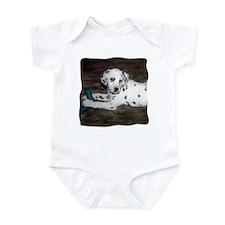 Dalmatian Pup Infant Creeper