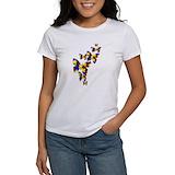 Autism butterfly Women's T-Shirt