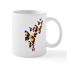 Burst of butterflies Mug