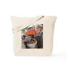 Cute International cuisine Tote Bag