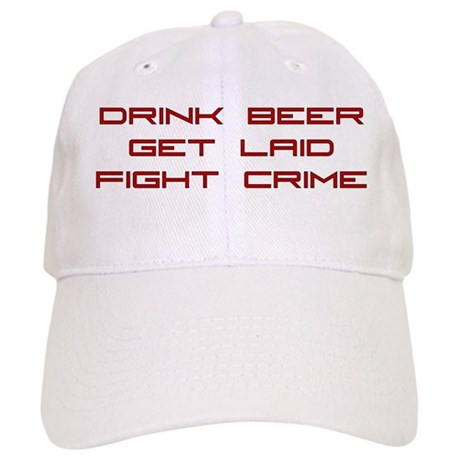 Fight Crime Cap