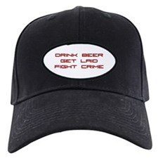 Fight Crime Baseball Hat