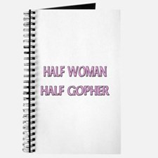 Half Woman Half Gopher Journal