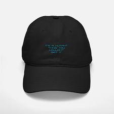 It's a Mutant Thing Baseball Hat