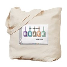 The Game of Death Tote Bag