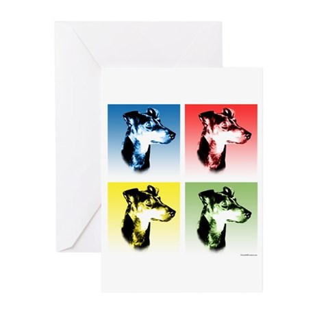 Manchester Pop Greeting Cards (Pk of 20)